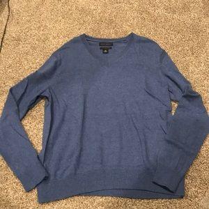 Men's wool sweater